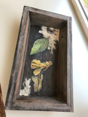 Earth Unbound - Fall Shadowbox
